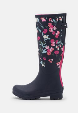 Tom Joule - WELLY PRINT - Kumisaappaat - navy