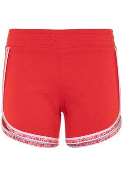 Levi's® - LOUNGE SHORTY - Trainingsbroek - tomato red