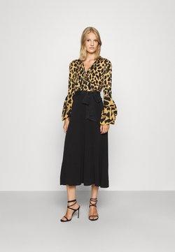 Diane von Furstenberg - NANCY DRESS - Vestito elegante - large natural/black