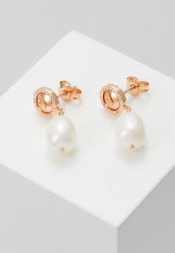 Emporio Armani - ESSENTIAL - Boucles d'oreilles - rose gold-coloured
