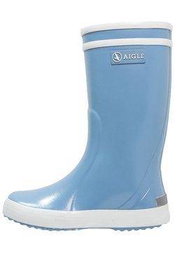 Aigle - LOLLY POP - Kumisaappaat - bleu ciel