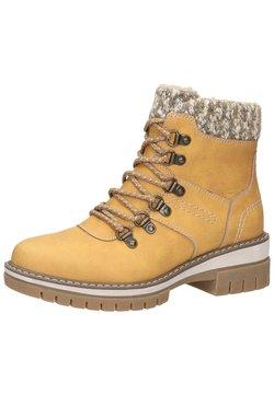 Bama - Boots à talons - gelb 71