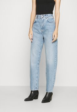 Gina Tricot - MOM - Jeans baggy - blue