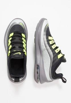 Nike Sportswear - AIR MAX AXIS - Sneaker low - black/volt/gunsmoke