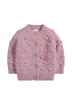 Next - CHUNKY BOBBLE - Vest - pink