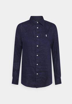 Polo Ralph Lauren - PIECE DYE - Koszula - navy