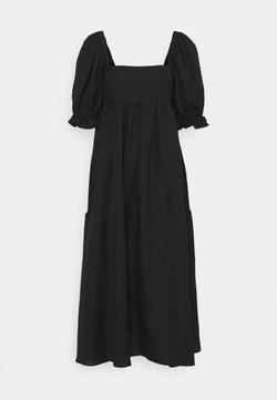 EDITED - PATRICIA DRESS - Maxikleid - schwarz