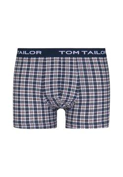 TOM TAILOR - Shorty - blue-dark-allover