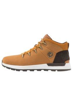 Timberland - SPRINT TREKKER - Sneaker high - wheat/brown