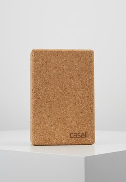 Casall - YOGA BLOCK  - Fitness/yoga - natural cork
