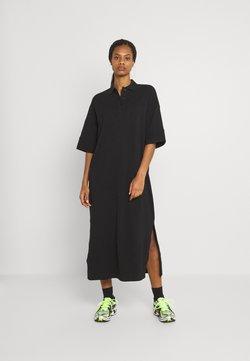 Monki - JONNA DRESS - Maxikleid - black