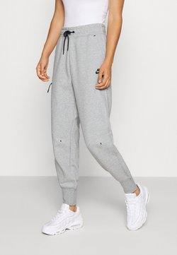 Nike Sportswear - PANT  - Jogginghose - grey heather/black