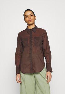 ARKET - SHIRT - Camisa - brown