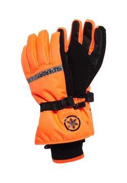 Superdry - Fingervantar - orange