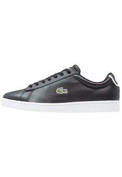 Lacoste - CARNABY  - Sneaker low - black