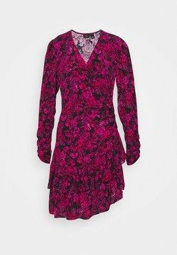 River Island - RICH DRESS - Robe d'été - red