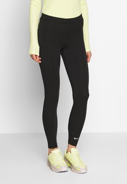 Nike Sportswear - CLUB - Legging - black/(white)