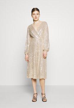 Lauren Ralph Lauren - MILLBROOK - Cocktail dress / Party dress - gold