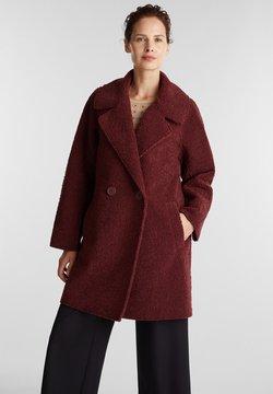 Esprit Collection - Manteau court - bordeaux red