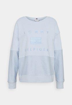 Tommy Hilfiger - TONAL - Sweatshirt - breezy blue