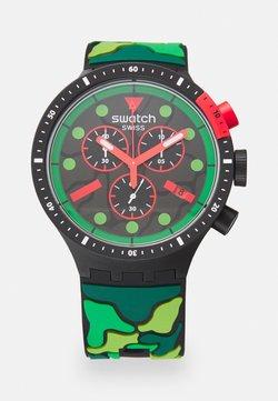 Swatch - ESCAPEOCEAN - Cronografo - green