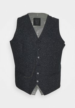 Shelby & Sons - PERRY WAISTCOAT PLUS - Veste sans manches - navy