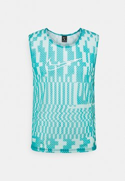 Nike Performance - Top - light dew/aquamarine/white