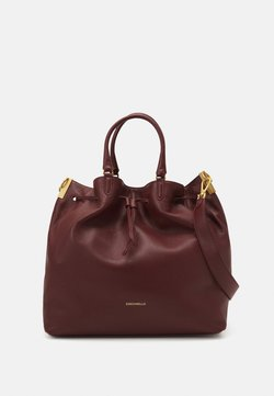 Coccinelle - GABRIELLE BUCKET - Shopping Bag - marsala
