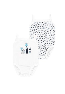 Boboli - 2PACK - Body - off white