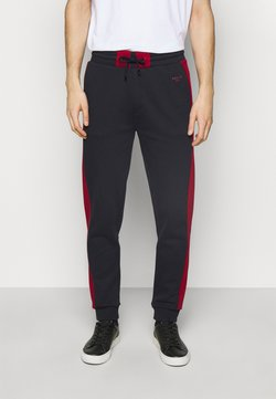 Bally - Jogginghose - ink/bally red