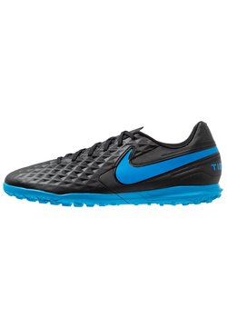 Nike Performance - TIEMPO LEGEND 8 CLUB TF - Fotbollsskor universaldobbar - black/blue hero