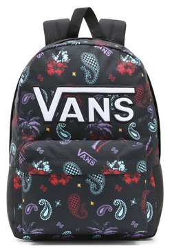 Vans - UY NEW - Reppu - plaid pink/black/blue
