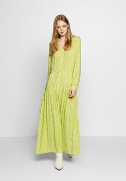 Monki - CARIE DRESS - Maxikjoler - green light