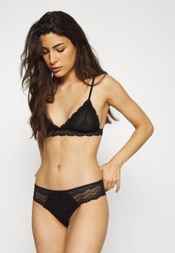 Cotton On Body - ALICE BRALETTE BRASILIANO SET - Triangel BH - black