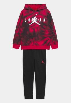 Jordan - AIR JORDAN SET UNISEX - Trainingspak - black