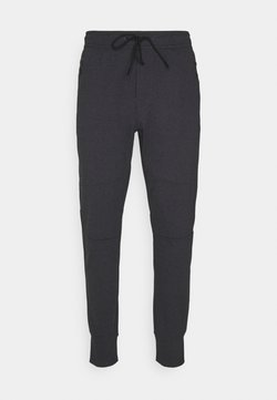 American Eagle - INVISIBLE ZIPPERS CUT ON CROSS GRAIN - Jogginghose - charcoal heather gray