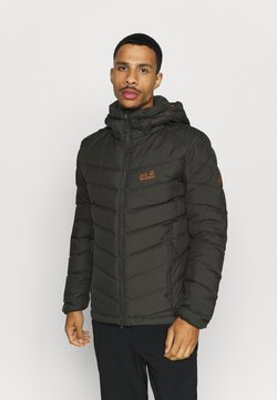 Jack Wolfskin - FAIRMONT MEN - Daunenjacke - brownstone