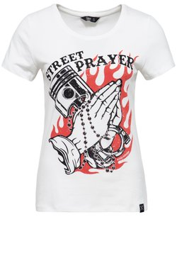 Queen Kerosin - T-shirt print - offwhite