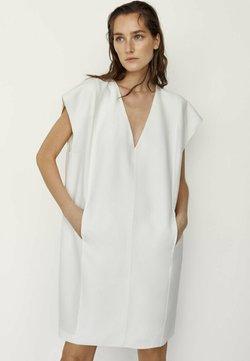 Massimo Dutti - Sukienka letnia - white