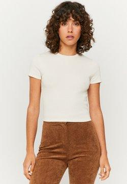 TALLY WEiJL - T-Shirt print - beige