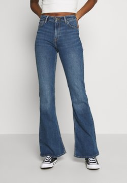 Lee - BREESE - Flared Jeans - mid vermont