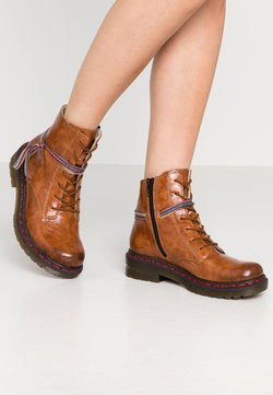 Rieker - Ankle Boot - nuss