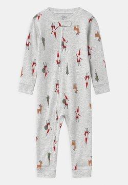 Carter's - CHRISTMAS UNISEX - Pyjama - white/multi-coloured