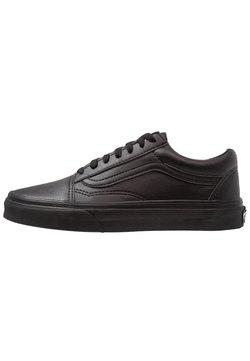 Vans - OLD SKOOL - Baskets basses - black
