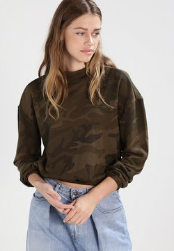 Urban Classics - Sweatshirt - olive