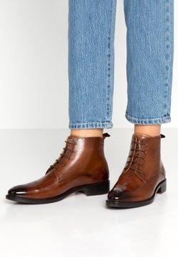 Melvin & Hamilton - BETTY - Ankle Boot - tobacco