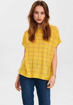 Nümph - NUDARLENE DARLENE - T-Shirt print - snapdragon