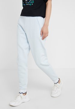 Opening Ceremony - SCALLOP CROP  - Jogginghose - dust blue