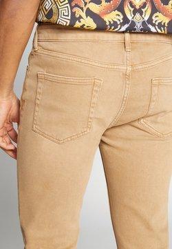 Topman - Slim fit jeans - rust