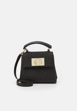 Furla - MICRO TOP HANDLE - Handbag - nero